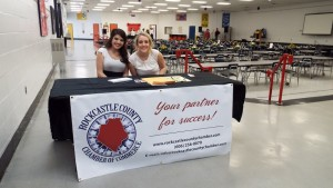 RCHS Key Club Volunteers