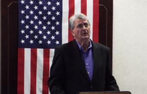 County Judge Executive Doug Bishop